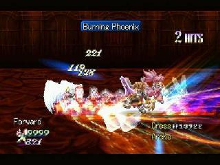 Screenshot Thumbnail / Media File 1 for Tales of Destiny II (Tales of Eternia) [3 Discs] [U]